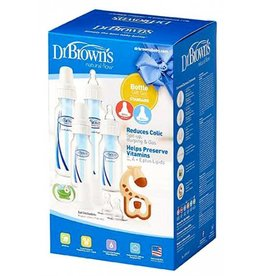 Dr Browns Dr Browns Narrow Neck Gift Set