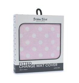 Bubba Blue Bubba Blue Polka Dots Change Mat Cover