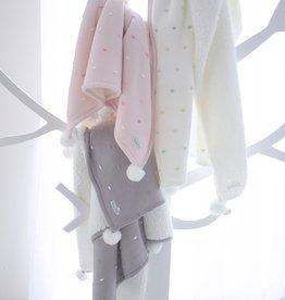 Bubba Blue Bubba Blue Confetti Cot Knit Blanket