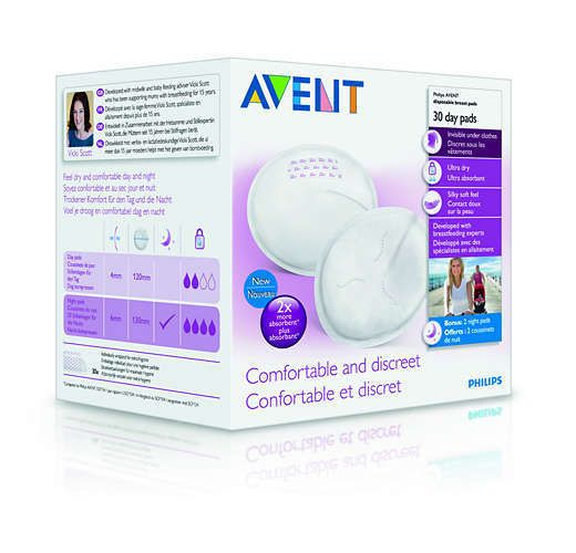 Avent Avent Disposable Breast Pad