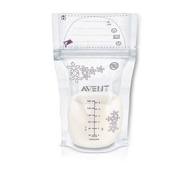 Avent Avent Milk Storage Bag 180Ml 25Pk