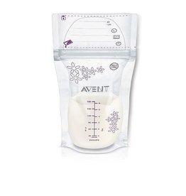 Avent Avent Milk Storage Bag 180Ml 25Pk