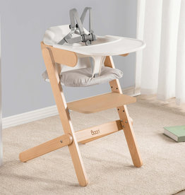 Boori Boori Neat High Chair - Barley White & Beech