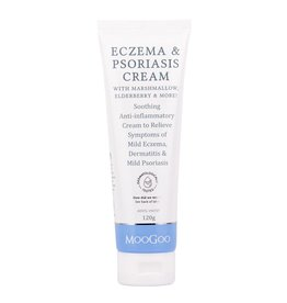 MooGoo MooGoo Eczema & Psoriasis Cream with Marshmallow, Elderberry & More