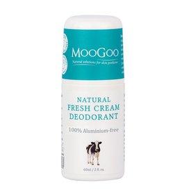MooGoo MooGoo Natural Fresh Cream Deodorant