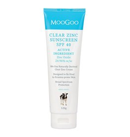 MooGoo MooGoo Clear Zinc Sunscreen SPF 40 AUSTL 334457