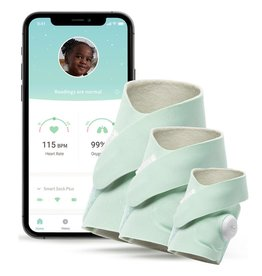 Owlet Owlet Smart Sock 3 / PLUS  (to Age 5)