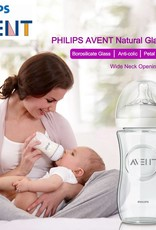 Avent Avent Natural Glass Feeding Bottle