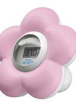 Avent Avent 550 Room And Bath Thermometer Pink