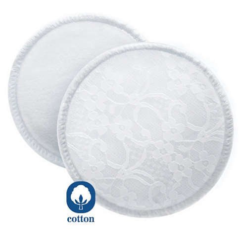 Avent Avent Washable Breast Pads 6Pk
