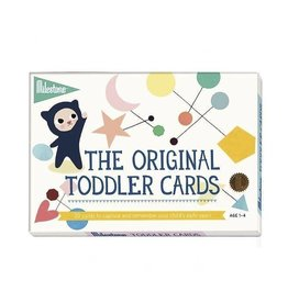 Milestone Milestone Baby Toddler Cards - 1 Set