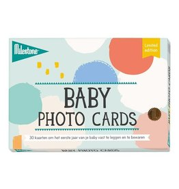 Milestone Milestone Limited Edition Baby Photo Cards - 1 Set