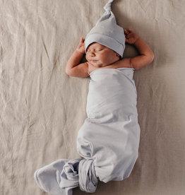 Snuggle Hunny Kids Snuggle Hunny Kids Baby Jersey Wrap & Beanie Set