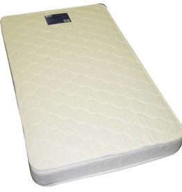 Mothers Choice Mothers Choice Cot Mattress Cotton 745 Cream