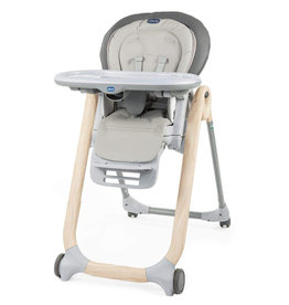 Chicco Chicco Highchair Polly Progress 5 - Scandinavian Wood (Special Edition)
