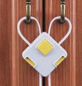Safety 1st Safety 1st Cabinet Flex Lock (2Pk)