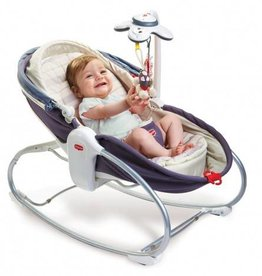 Tiny Love Tiny Love Cozy Rocker Napper - Grey/Denim