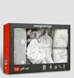 Weegoamigo Weegoamigo Jersey + Fleece Set