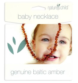 Natures Child Natures Child Amber Necklace