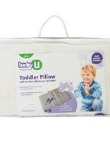 Baby U Baby U Toddler Pillow