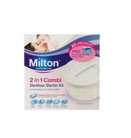 Milton Milton 2 in 1 Combi Steriliser Starter Kit