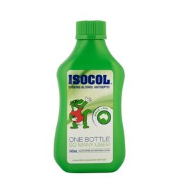 Isocol Isocol Antiseptic Rub 345ml