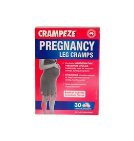 Crampeze Crampeze Pregnancy Leg Cramps Chewable 30pk