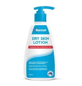 Dermal Dermal Dry Skin Lotion 750ml