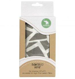 All4Ella All4Ella Individual Bamboo Wrap Geometric