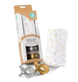 All4Ella All4Ella Single Wrap Bamboo & Pram Peg Box Set