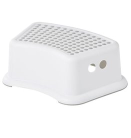 Big Softies Big Softies Plastic Step Stool White