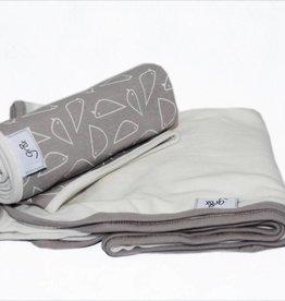 GR8X Gr8x Baby Stretch Swaddling Wrap 2Pk