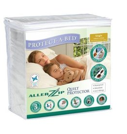 Protect-A-Bed Protect-A-Bed Quilt Protector Single (140cmx210cm)