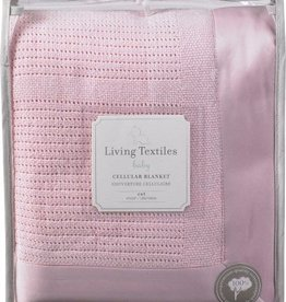 Living Textiles LTC Cot Cellular Blanket