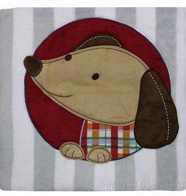Little Haven Little Haven Puppy Pals Cot Boa Blanket