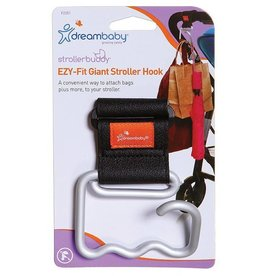 Dreambaby Dreambaby Strollerbuddy Ezy-Fit Giant Stroller Hook