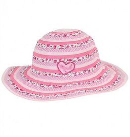 Millymook Girls Floppy - Sweetheart Pink S