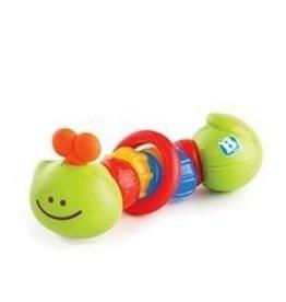 BKids BKids - Caterpillar Rattle/Teether