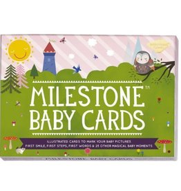Milestone Milestone Baby Cards - 1 set