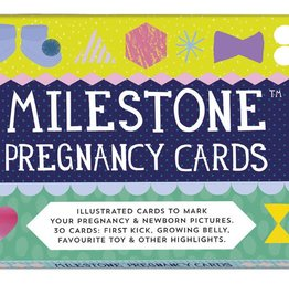 Milestone Milestone Pregnancy Cards - 1 set