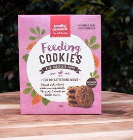 The Yummy Mummy Food Company Feeding Cookies with Choc Chips