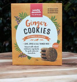 The Yummy Mummy Food Company Ginger Pregnancy Cookies
