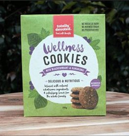 The Yummy Mummy Food Company The Yummy Mummy Food Company Wellness Cookies