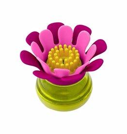 Boon Boon Forb Mini Palm Dish Brush - Pink