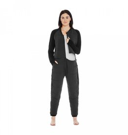 ErgoPouch ErgoPouch Twosie Adults Sleep Suit Graphite