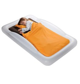 The Shrunks The Shrunks Indoor Toddler Travel Bed (+ Electric Pump)