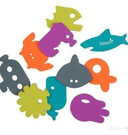 Boon Boon Dive Bath Tub Appliques Multicolor