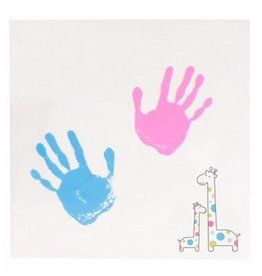 Pearhead Pearhead Baby and Me Handprint Wall Art