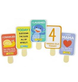 Pearhead Pearhead Baby's Milestone Cards