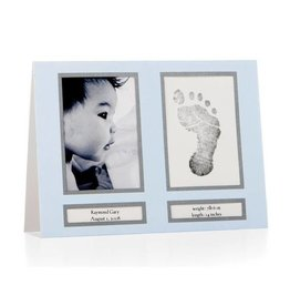 Pearhead Pearhead Babyprints Birth Announcements